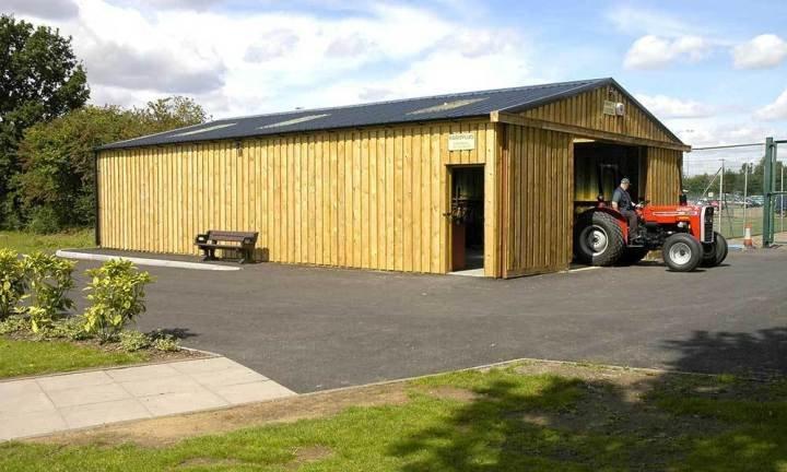 Motorhome camper garage For Sale (picture 6 of 6)