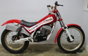 c1982 Armstrong CMT 250 cc Trials Bike , Exceptional  SOLD
