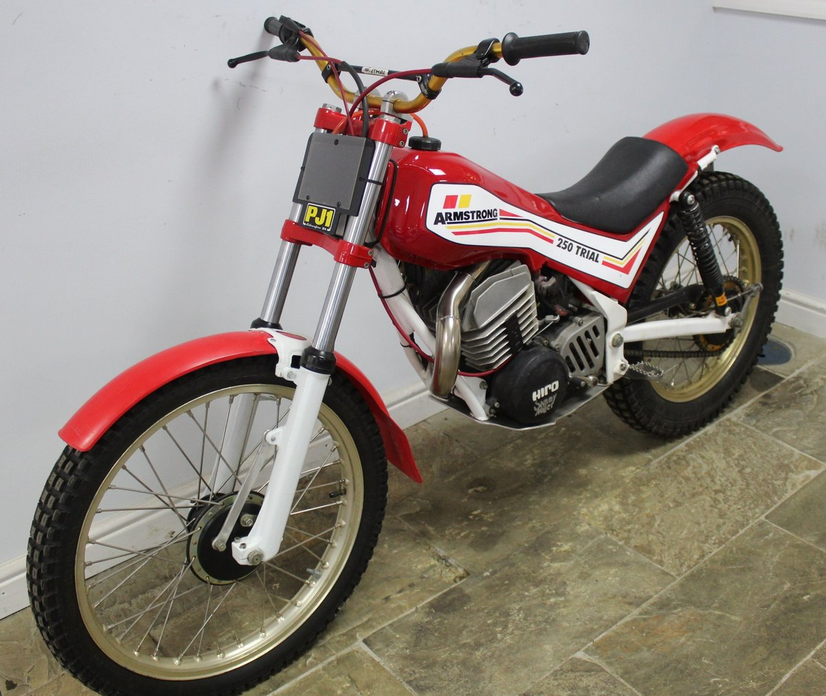 c1982 Armstrong CMT 250 cc Trials Bike , Exceptional  SOLD (picture 4 of 6)