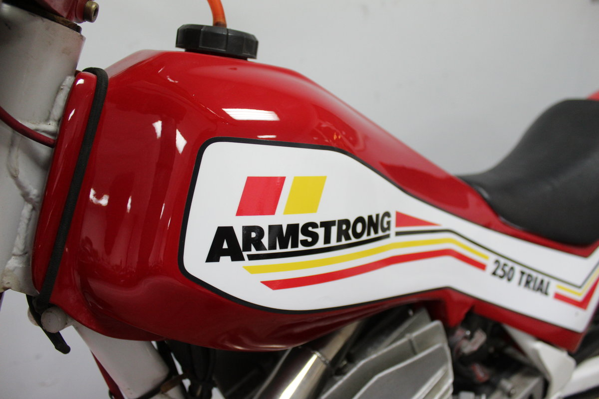 c1982 Armstrong CMT 250 cc Trials Bike , Exceptional  SOLD (picture 6 of 6)