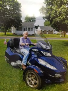 2010 Can Am Spyder RT SM5 (Jerseyville, IL) $15,000 obo For Sale
