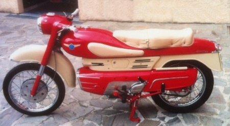 1962 Aermacchi Chimera 250 For Sale