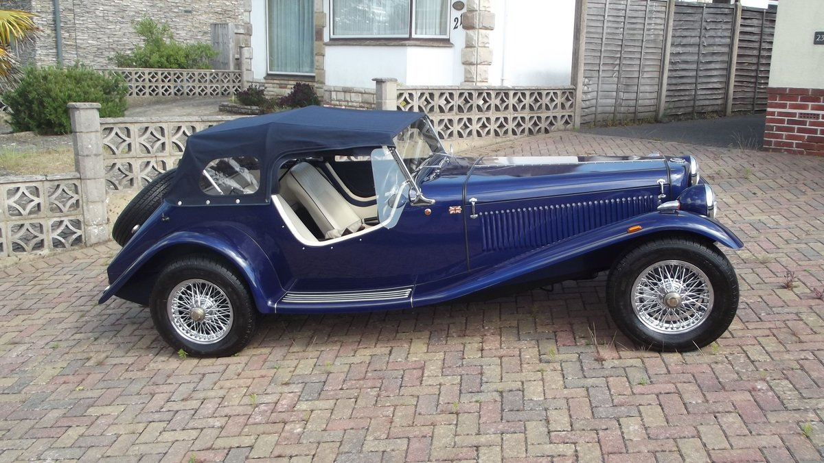 2006 NGTF 1800cc CONVERTIBLE WITH OVERDRIVE (BASED ON 1974 MGB) SOLD (picture 2 of 6)