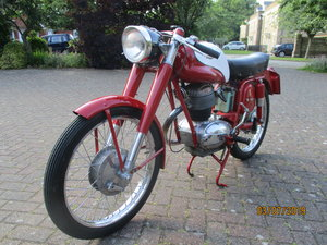Mondial Sprint 175cc 1958 For Sale