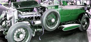 1925 Minerva Big 6 Speed Six VdP replica body project