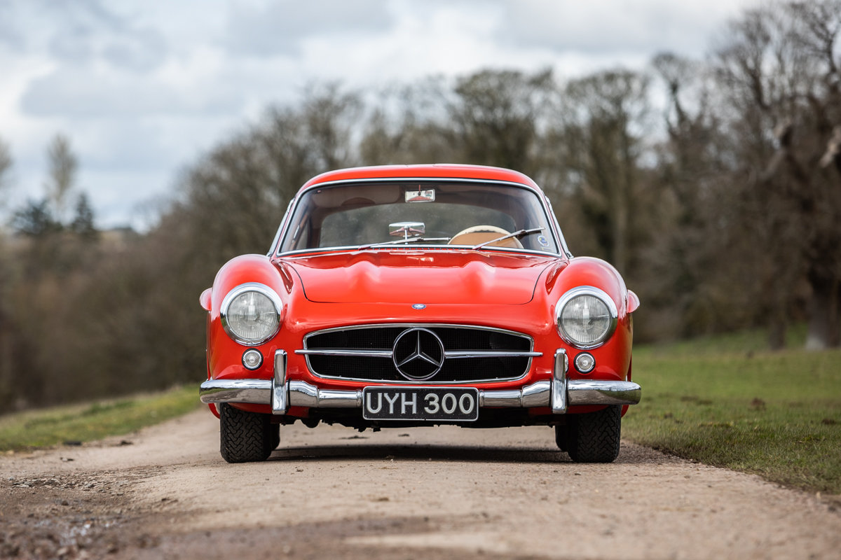 1954 Mercedes-Benz 300SL Gullwing SOLD by Auction (picture 6 of 6)