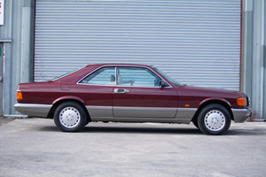 1988 Mercedes-Benz 420 SEC (C126) SOLD by Auction