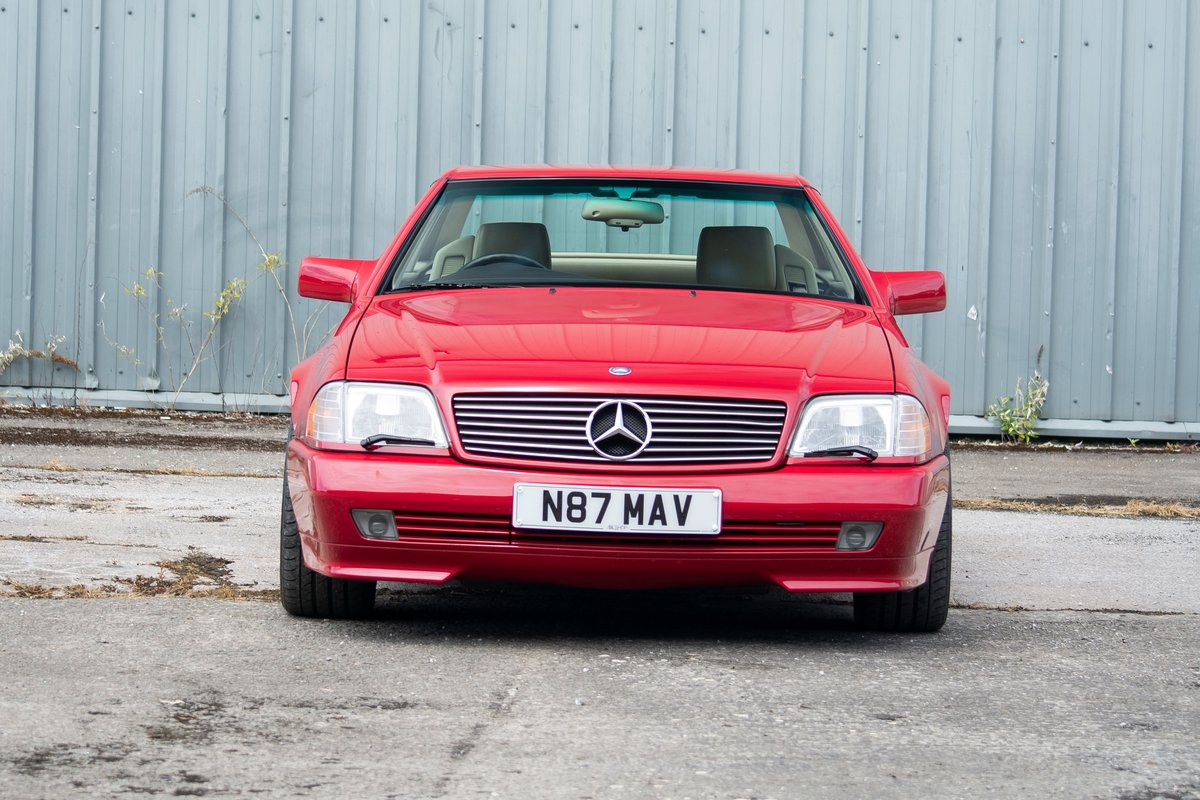 1995 Mercedes-Benz SL60 AMG (R129) SOLD by Auction (picture 4 of 6)