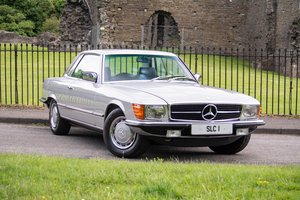 1980 Mercedes-Benz 450 SLC (C107) SOLD by Auction