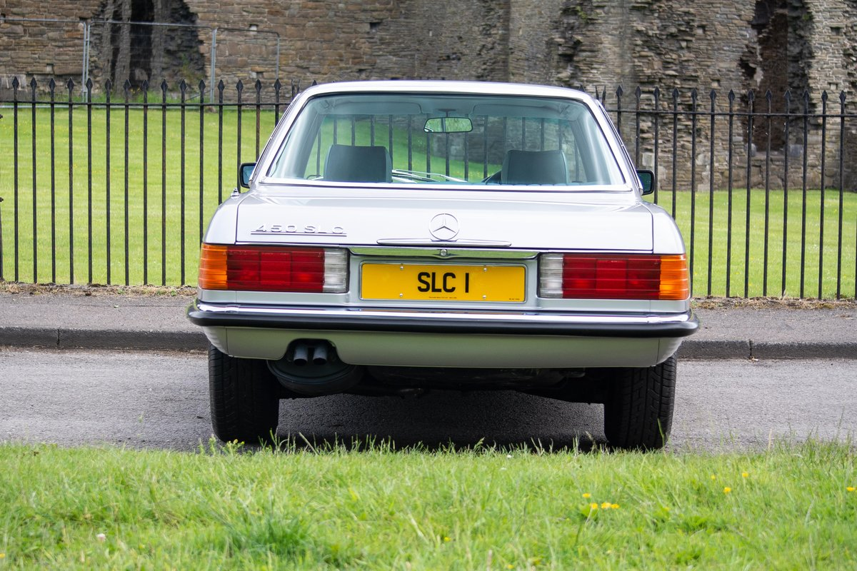 1980 Mercedes-Benz 450 SLC (C107) SOLD by Auction (picture 3 of 6)