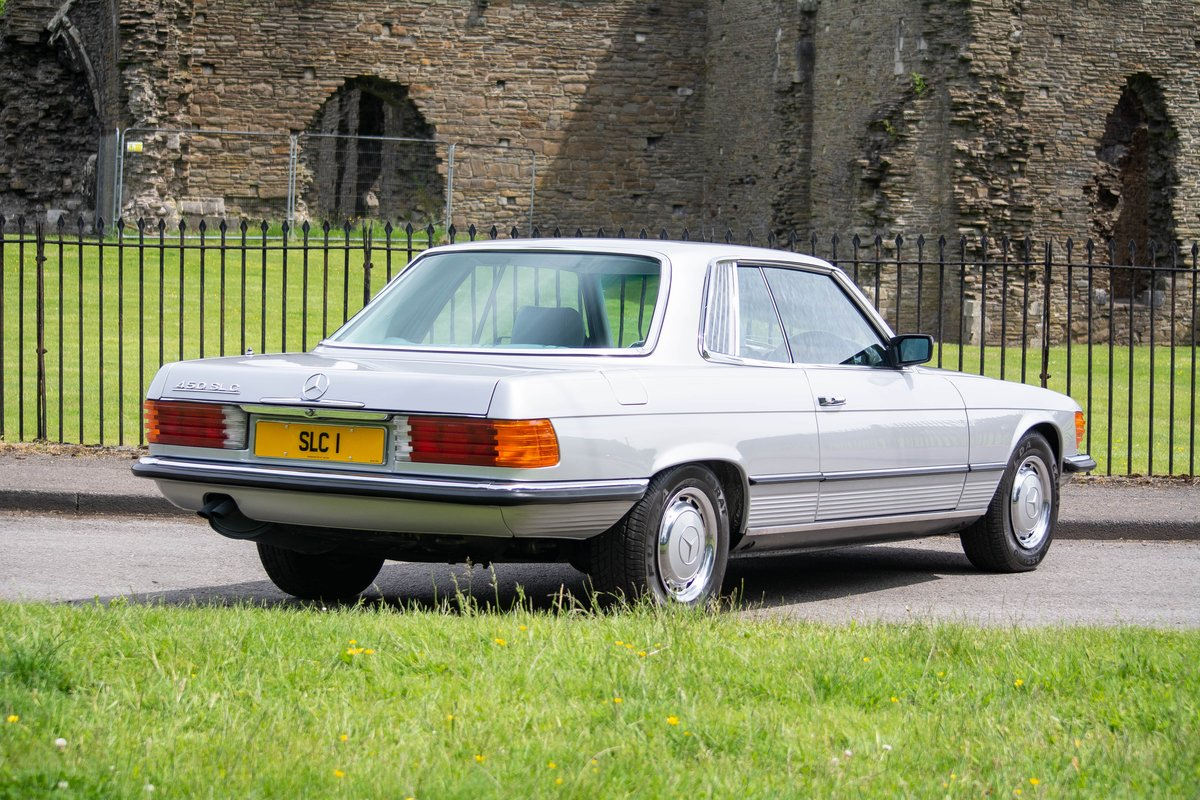 1980 Mercedes-Benz 450 SLC (C107) SOLD by Auction (picture 4 of 6)