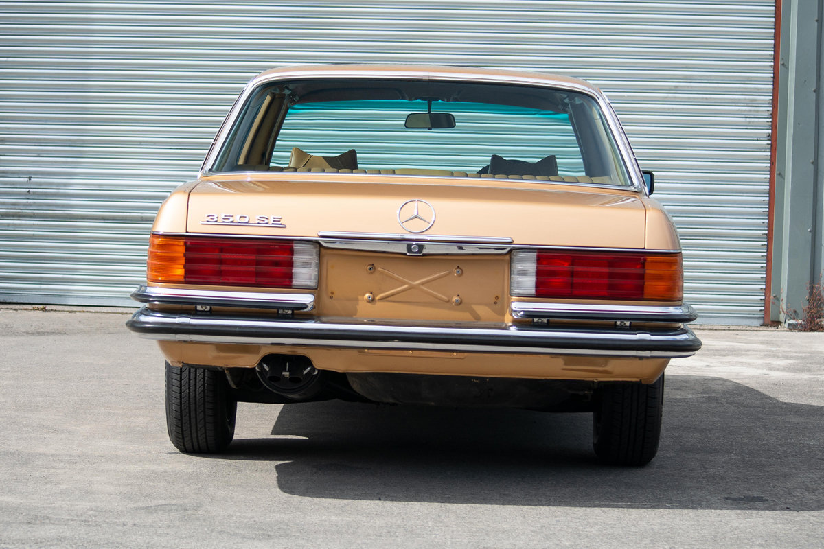 1973 Mercedes-Benz 350SE (W116) SOLD by Auction (picture 4 of 6)