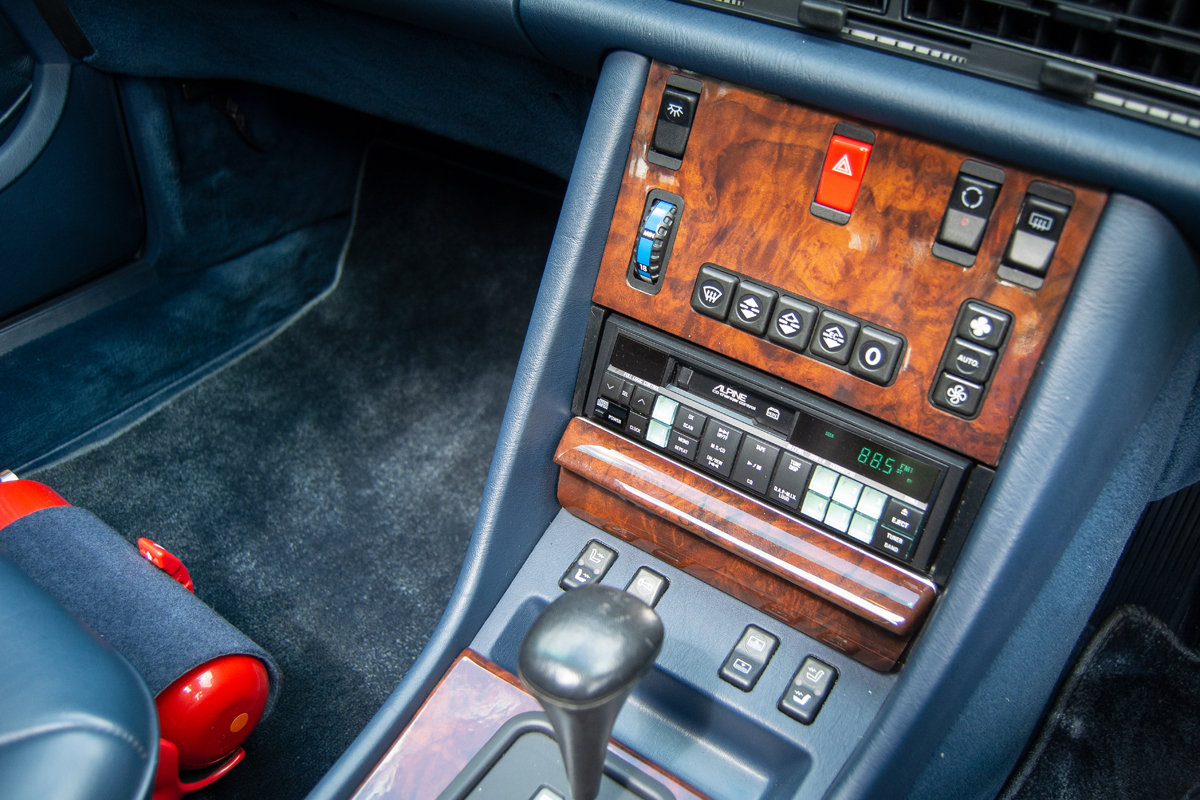 1990 Mercedes-Benz 560 SEL (W126) SOLD by Auction (picture 1 of 6)