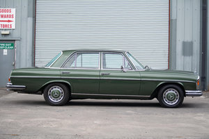 1972 Mercedes-Benz 280SE (W108) 3.5 Saloon SOLD by Auction