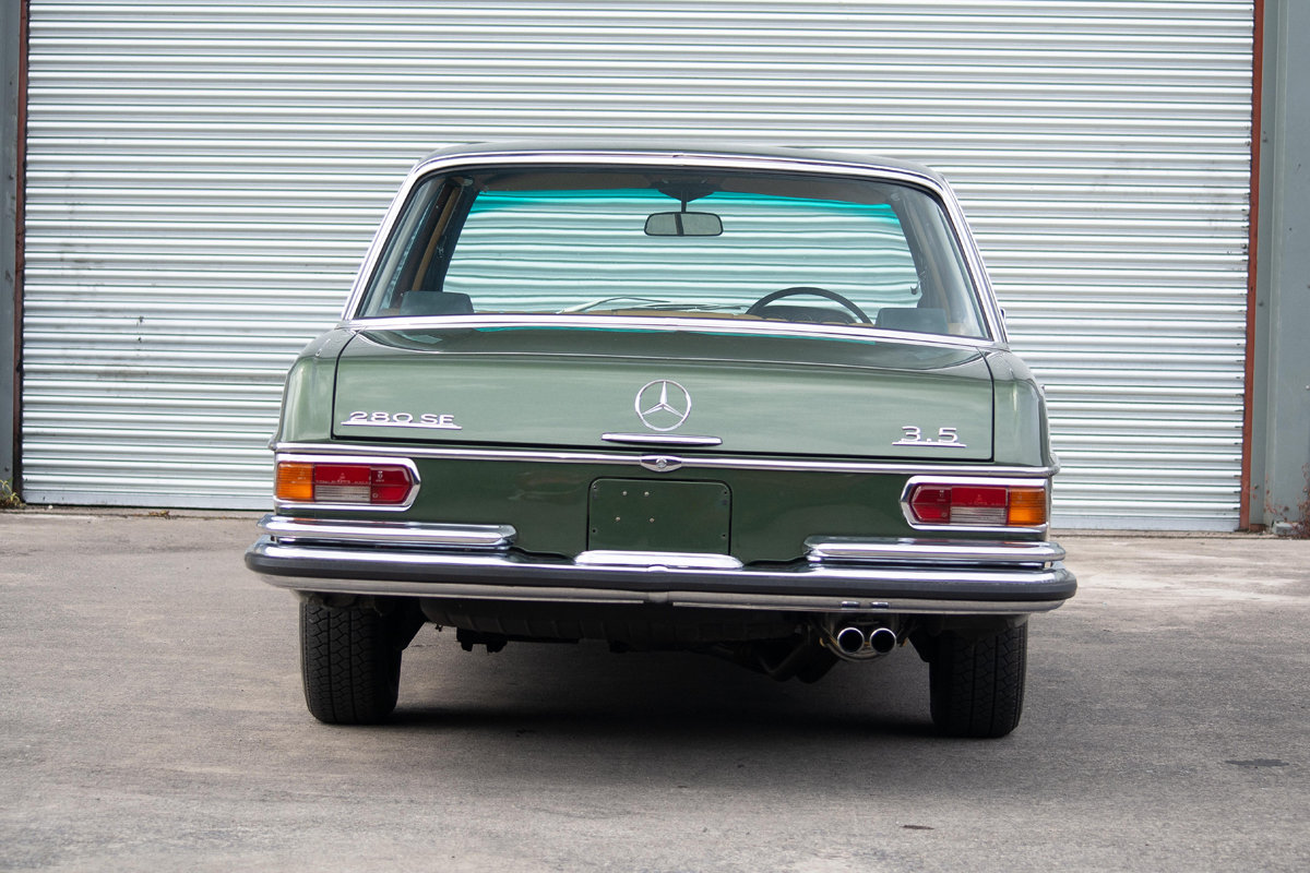 1972 Mercedes-Benz 280SE (W108) 3.5 Saloon SOLD by Auction (picture 2 of 6)
