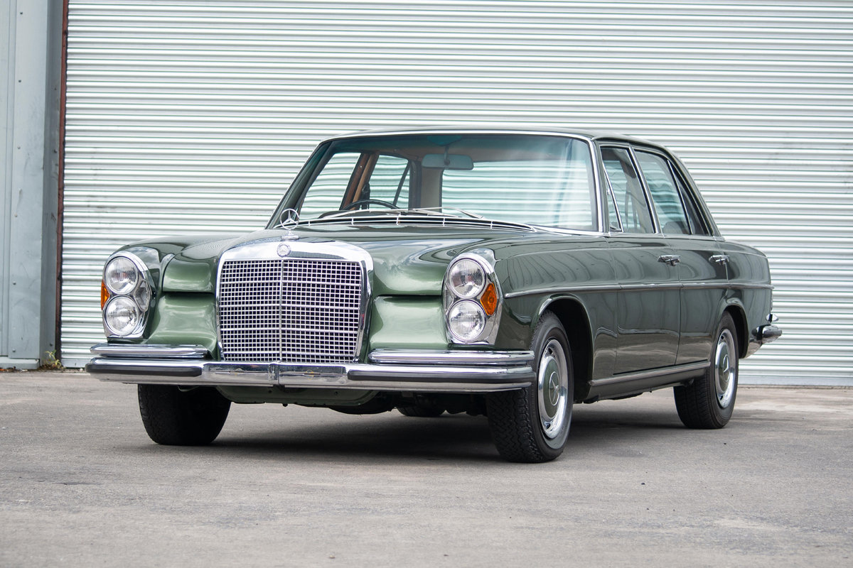 1972 Mercedes-Benz 280SE (W108) 3.5 Saloon SOLD by Auction (picture 6 of 6)