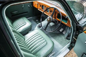 1959 Jaguar MK1 SOLD by Auction