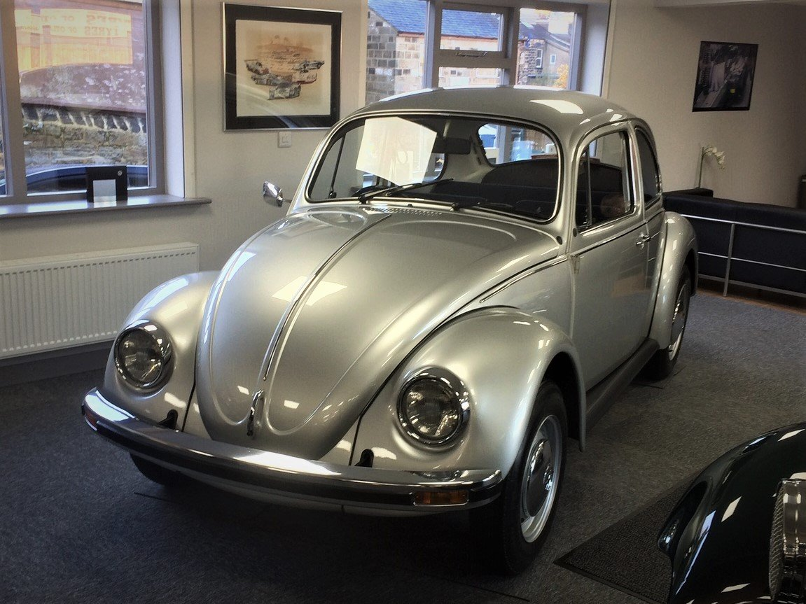 1978 VW Beetle Last Edition SOLD by Auction (picture 1 of 1)