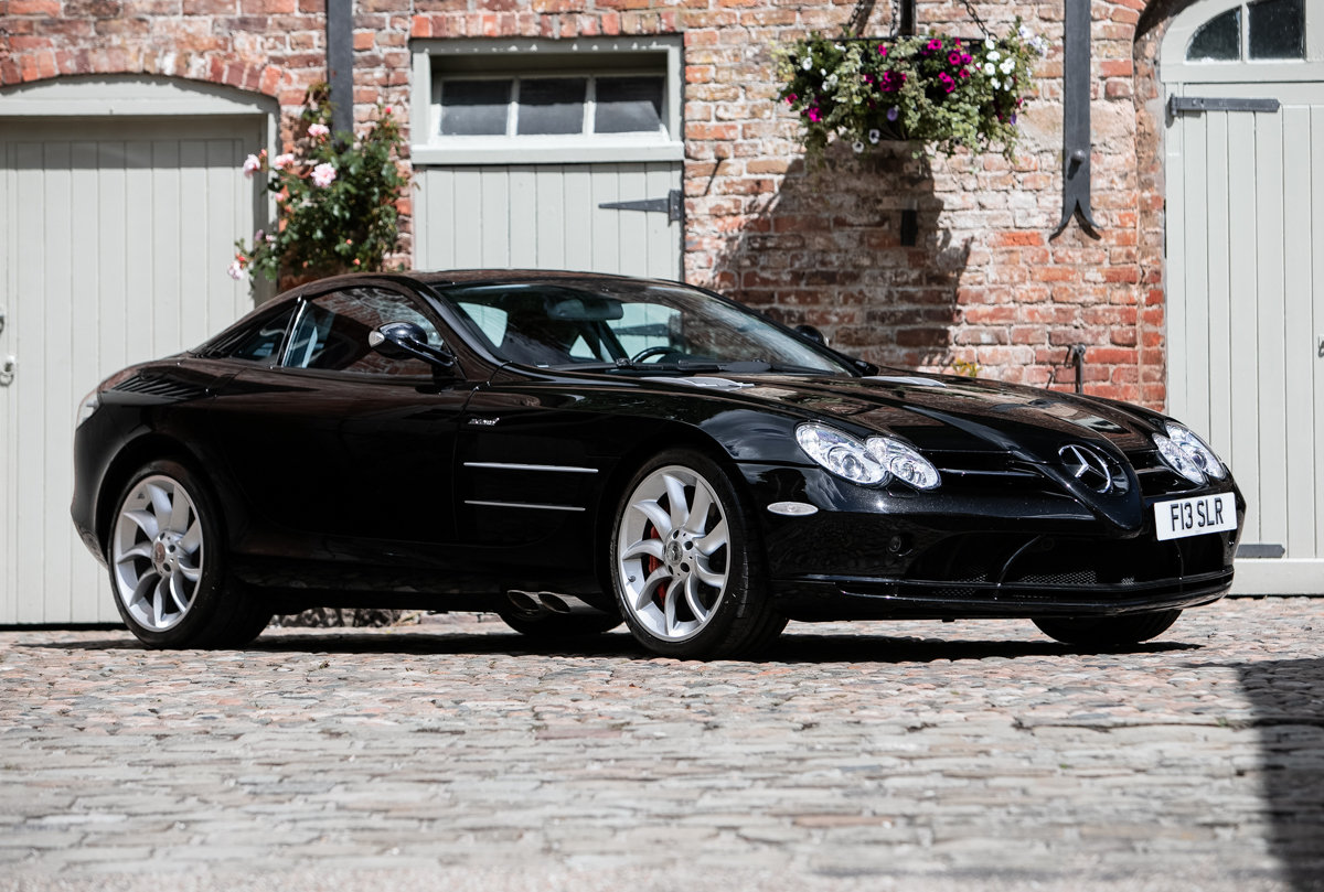 2006 McLaren-Mercedes SLR SOLD by Auction (picture 1 of 6)