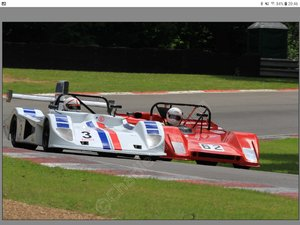 1971 Coldwell C14B Cosworth Sports Race Car SOLD by Auction