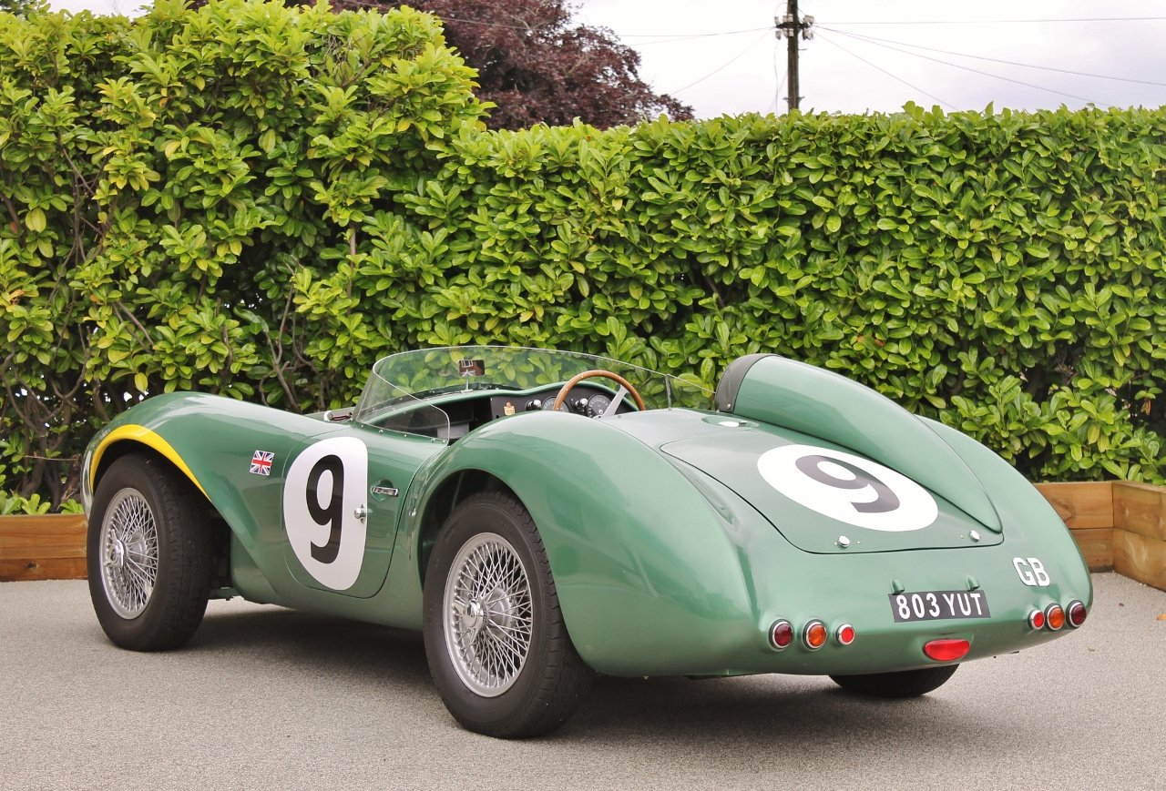 1959 (2013) W.A.M Aston Martin DB3S Replica SOLD by Auction (picture 6 of 6)