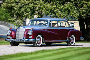 1960 Mercedes-Benz 300D (W189) Phaeton SOLD by Auction