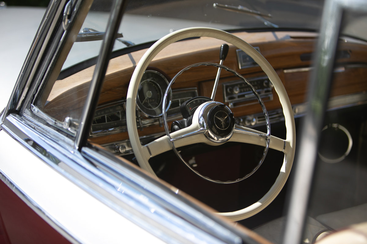 1960 Mercedes-Benz 300D (W189) Phaeton SOLD by Auction (picture 4 of 6)