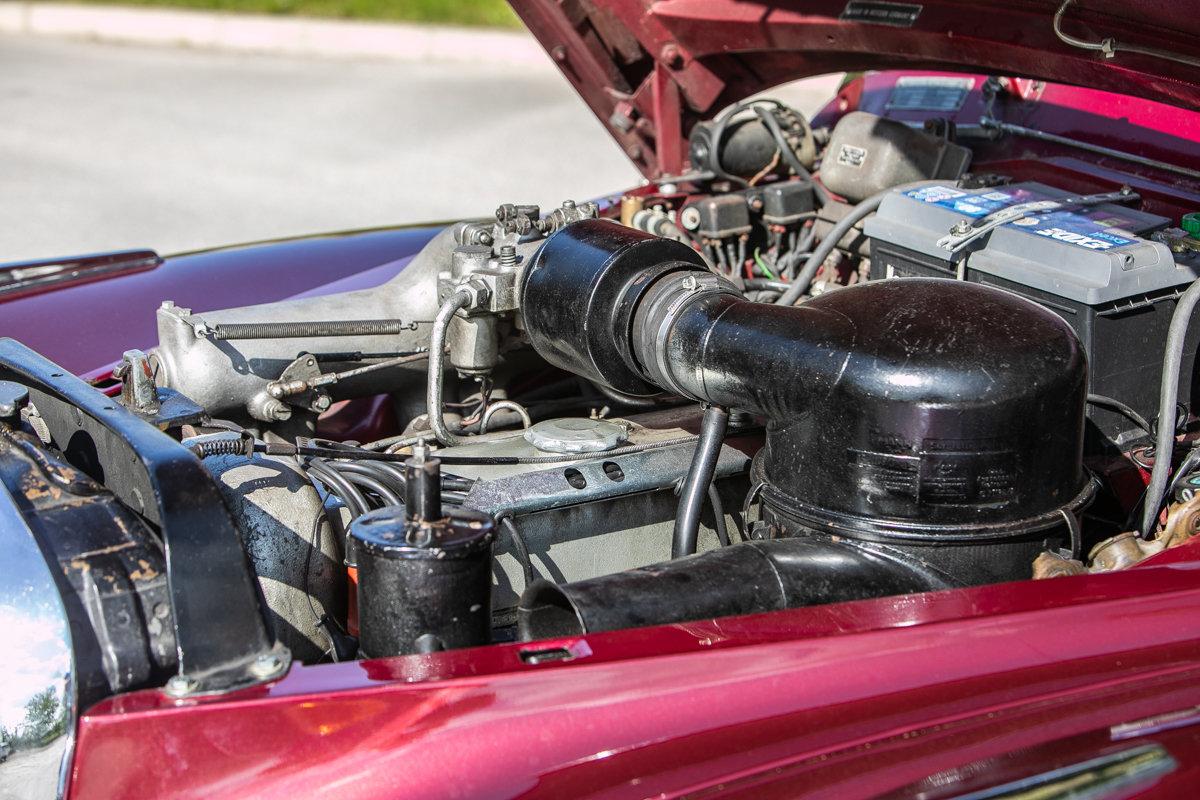 1960 mercedes benz 300d (w189) phaeton sold by auction car  1960 mercedes benz 300d fuel filter #11