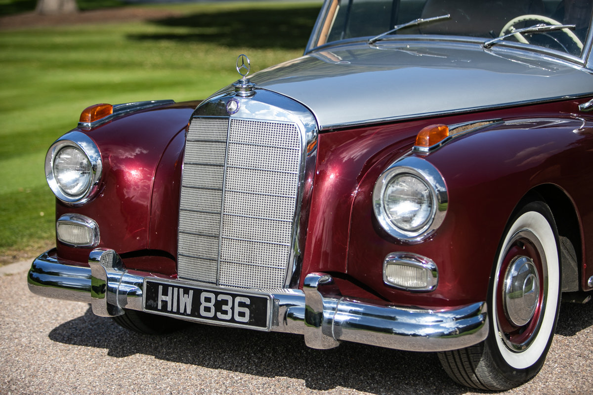1960 Mercedes-Benz 300D (W189) Phaeton SOLD by Auction (picture 6 of 6)