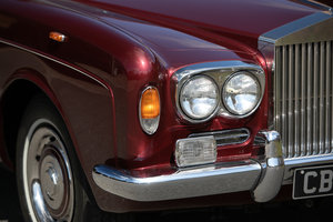 1968 Rolls-Royce Silver Shadow MPW Convertible SOLD by Auction