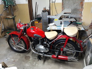 1957 Fully restored Iz 49 For Sale