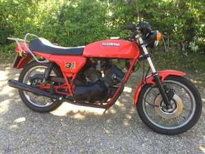 1980 Moto Morini 3/12 Sport Electric Starter For Sale