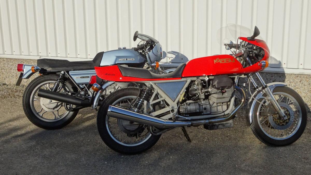 1989 Magni Arturo 1.000cc For Sale (picture 5 of 6)