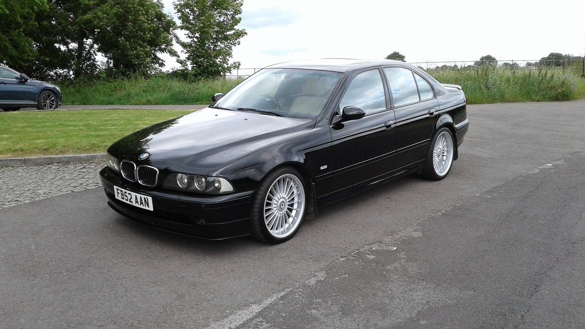 2003 Alpina B10 V8S For Sale (picture 1 of 6)