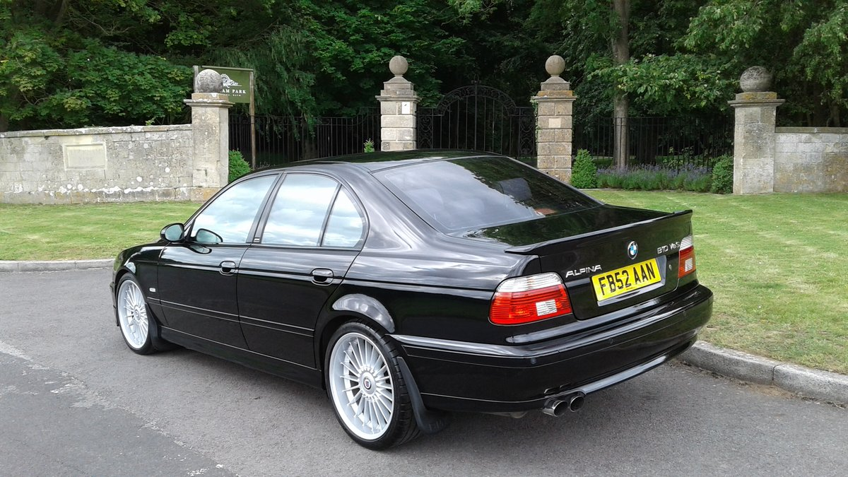2003 Alpina B10 V8S For Sale (picture 2 of 6)