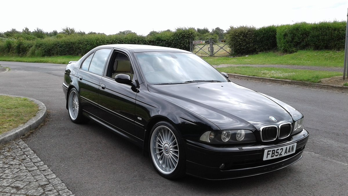 2003 Alpina B10 V8S For Sale (picture 3 of 6)