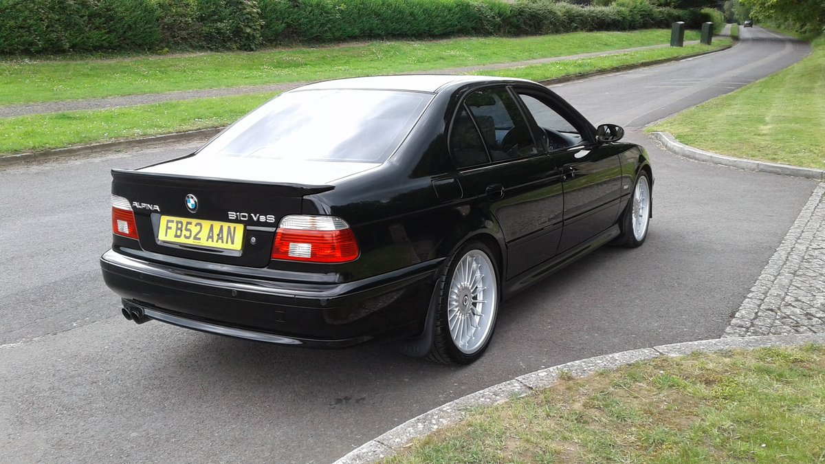 2003 Alpina B10 V8S For Sale (picture 4 of 6)