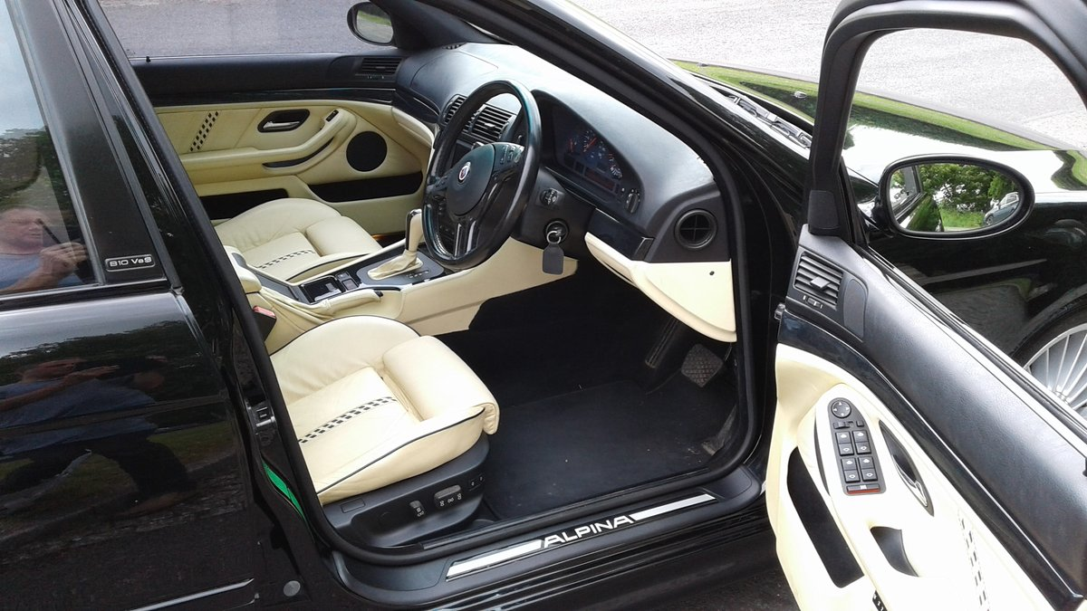 2003 Alpina B10 V8S For Sale (picture 5 of 6)
