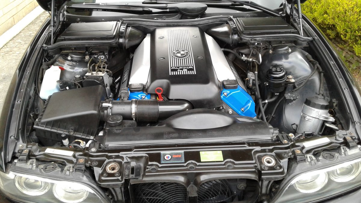 2003 Alpina B10 V8S For Sale (picture 6 of 6)