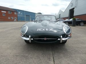 1965 Jaguar E Type Series 1.5 FHC 4.2 For Sale