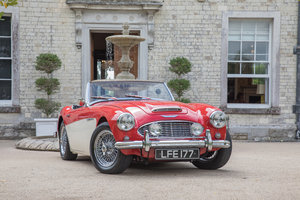 AUSTIN HEALEY 100/6 | FULLY RESTORED, UK RHD & UPGRADED SOLD