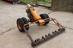 Picture of Vogel and Noot Jet 1 fingerbar mower allen scythe MAG 300cc SOLD