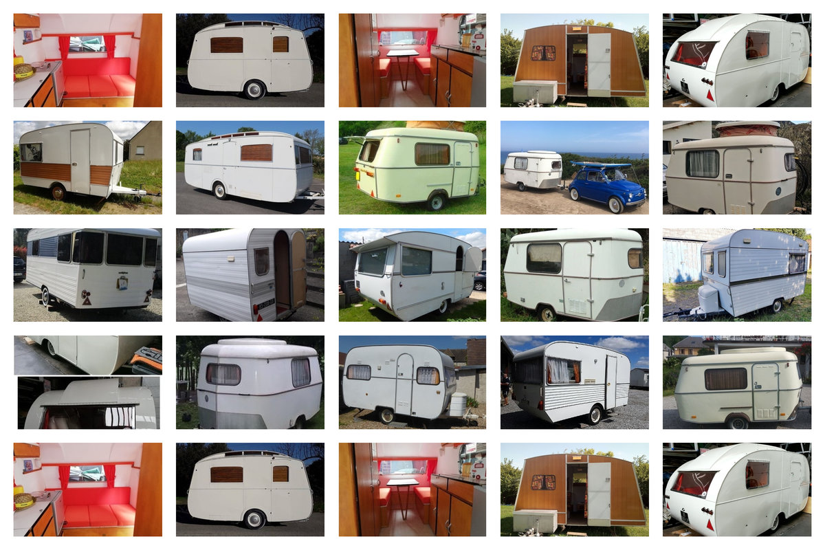 Classic, Vintage, Caravans, Caravane, Mobilehome For Sale (picture 1 of 1)