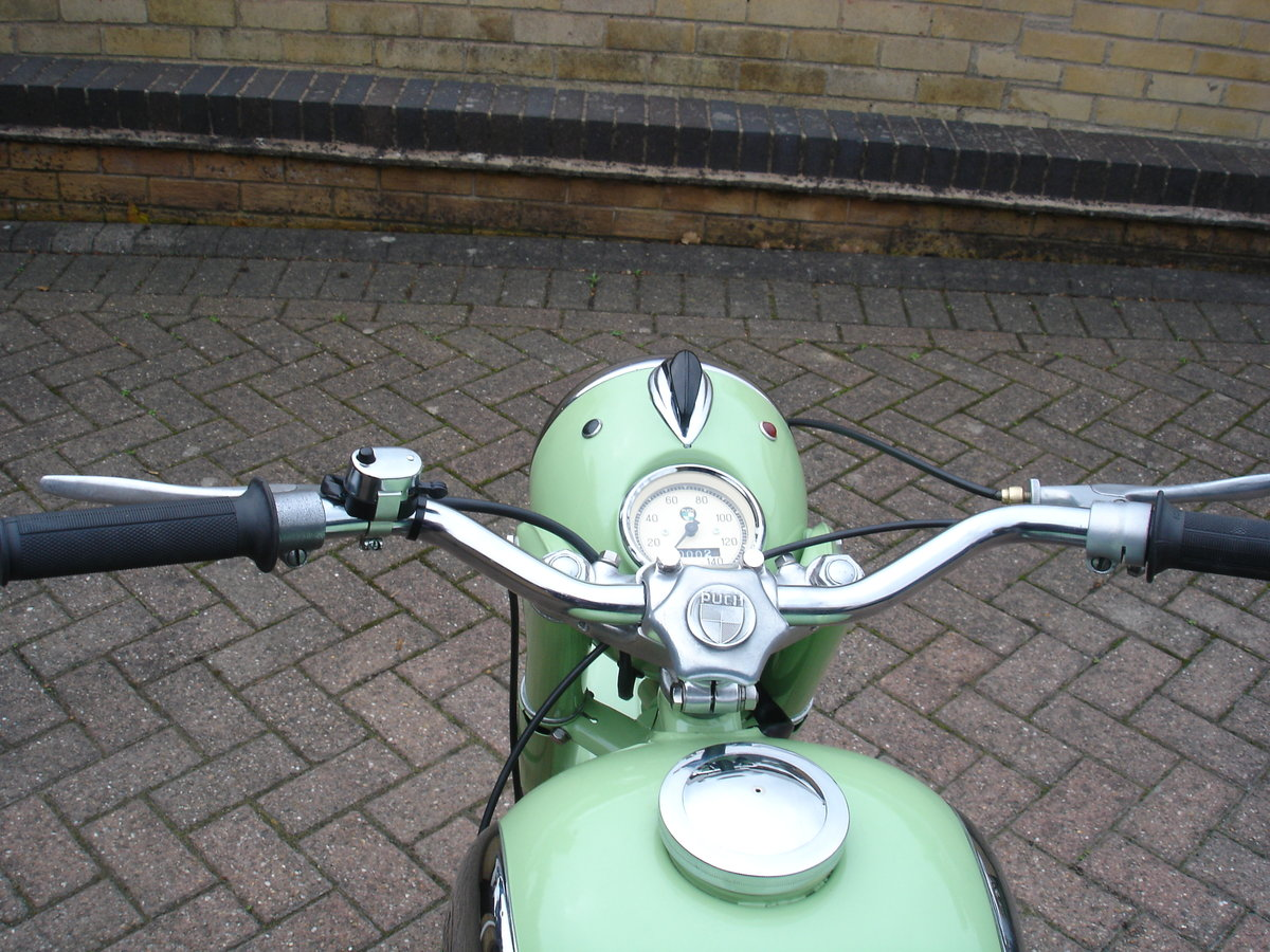 1957 Puch 175 S.V Austrian Motorcycle SOLD (picture 3 of 4)