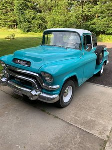 1956 GMC Series 100 (Midvale, OH) $24,900