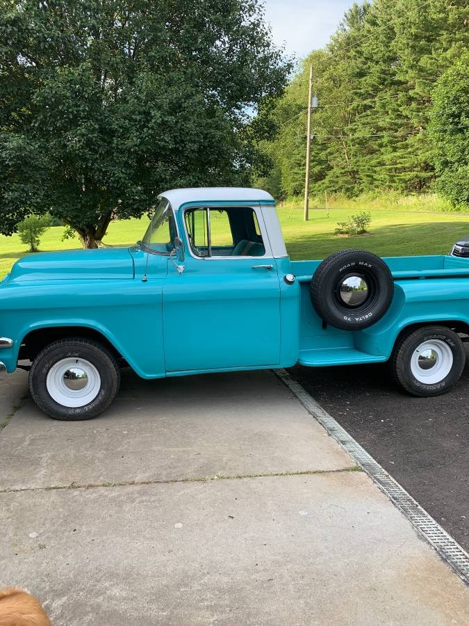 1956 GMC Series 100 (Midvale, OH) $24,900 For Sale (picture 2 of 6)