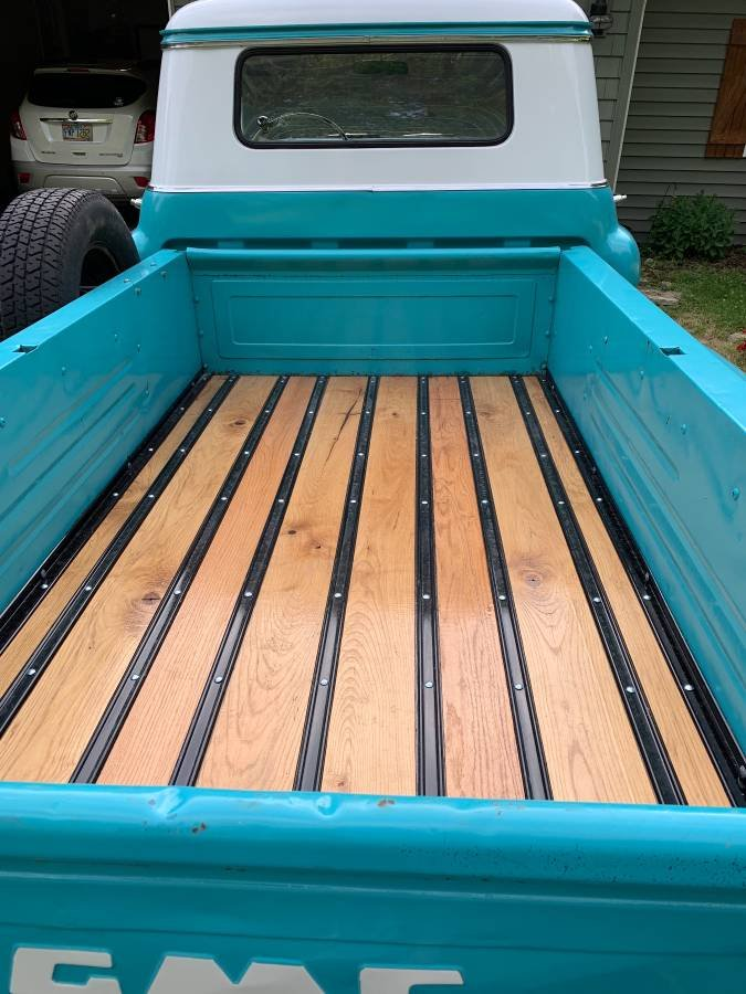 1956 GMC Series 100 (Midvale, OH) $24,900 For Sale (picture 3 of 6)