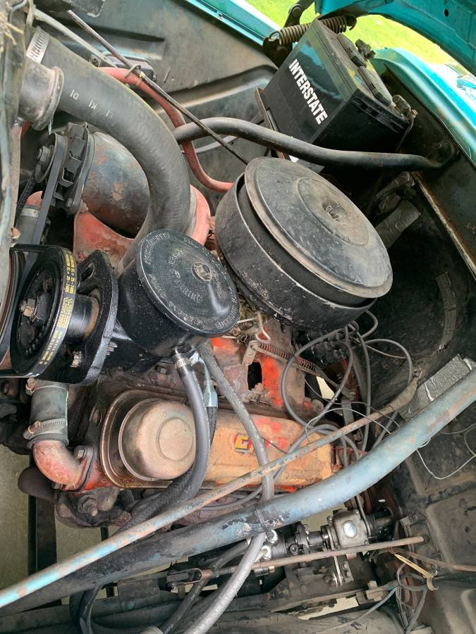 1956 GMC Series 100 (Midvale, OH) $24,900 For Sale (picture 4 of 6)