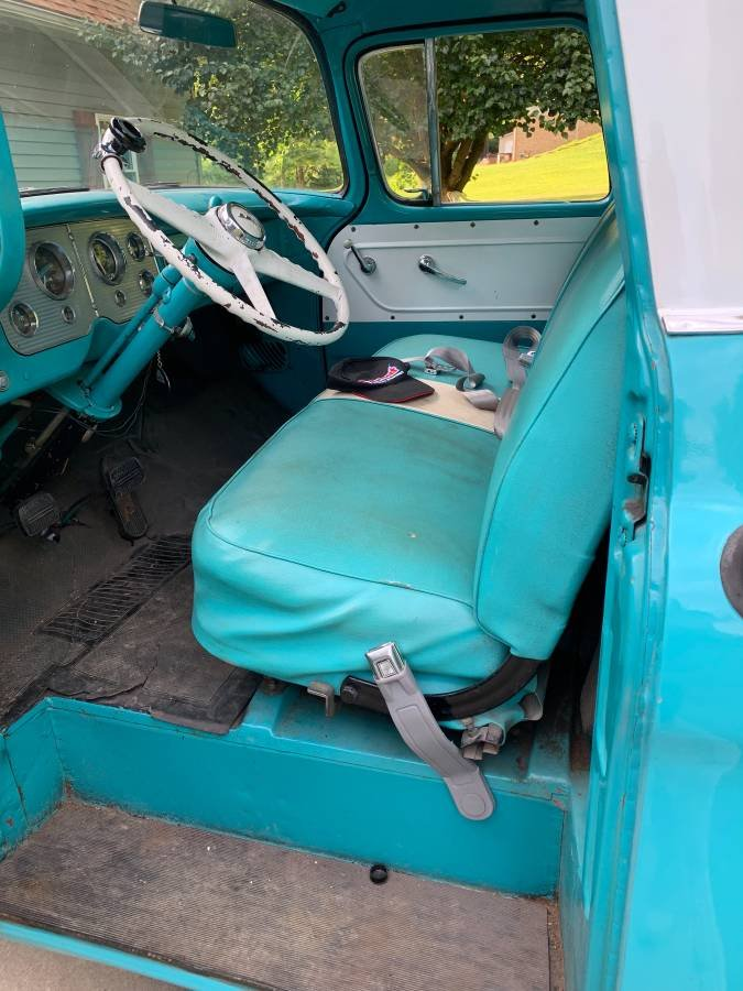 1956 GMC Series 100 (Midvale, OH) $24,900 For Sale (picture 5 of 6)