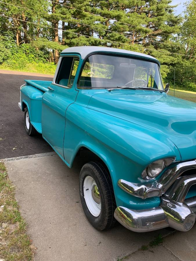 1956 GMC Series 100 (Midvale, OH) $24,900 For Sale (picture 6 of 6)